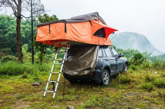 Wholesale Outdoor Waterproof Camping Car Roof Tent, Car Roof Top Tent pictures & photos