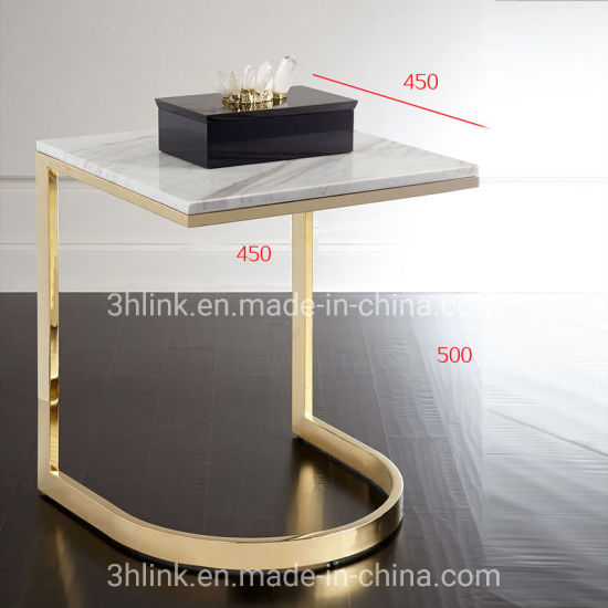 China Marble Table Coffee Table Plexiglass Table Hardware Desk