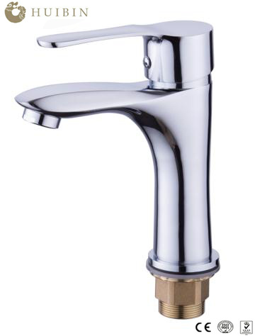 High Quality Hot&Cold Water Basin Tap, Bathroom Wash Sink Copper Faucet