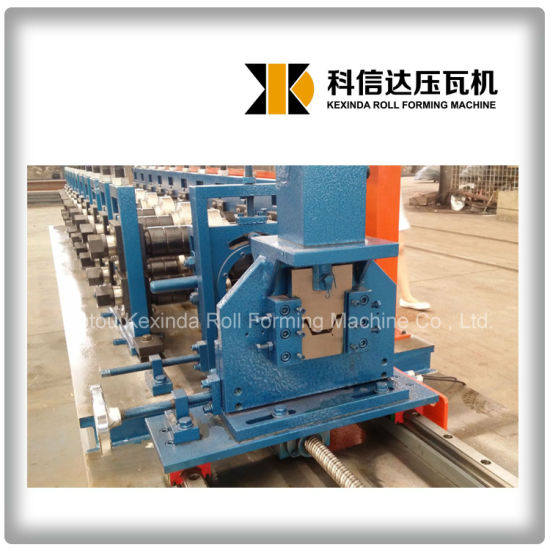 Omega Profile Ceiling Panel Roll Forming Machine pictures & photos