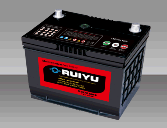 China Mf Car Battery Lead Acid Car Battery N50 Smf China