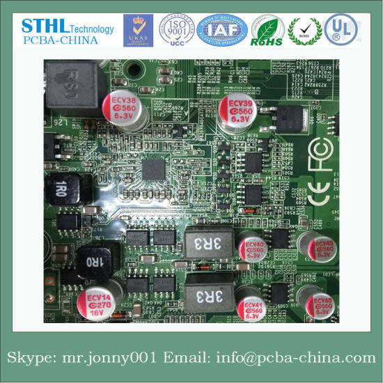 Printed Circuit Board Assembly (PCB) with Electronic Components pictures & photos