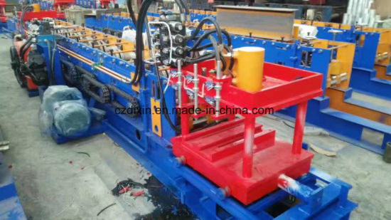 C Purlin Form Rolling Machine pictures & photos