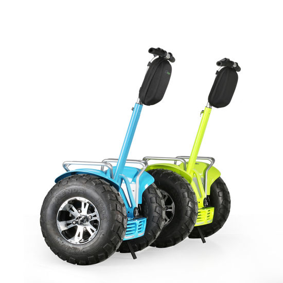 4000W Golf Model Samsung 72V Electric Balance Scooter