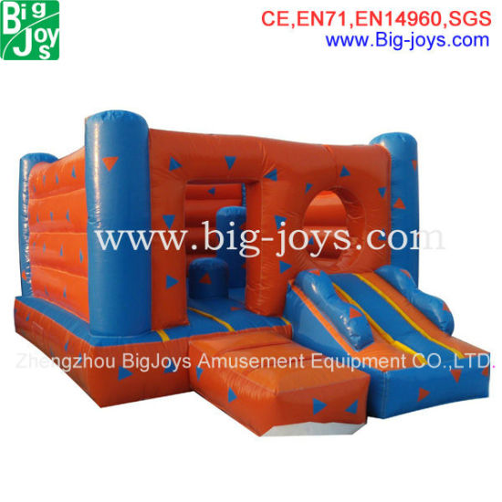 2015 Top Sale Commercial Inflatable Bounce House (DJBC013) pictures & photos