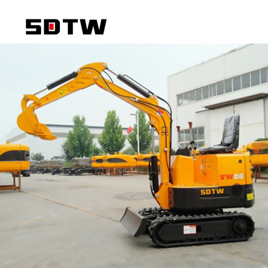 1.2ton Ce Certificate Crawler  Excavator  Chinese Cheap Small  Mini  Excavator  for Sale pictures & photos