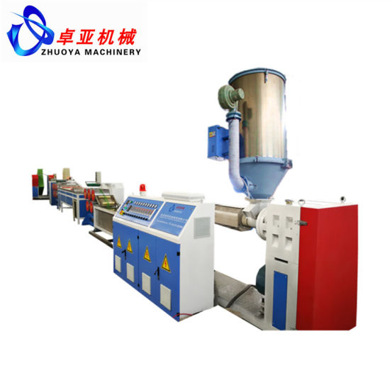 Pet/PP/PA/HDPE/PBT Plastic Wire Drawing Extruder Machine for Rope/Broom/Net/Brush Filament/Yarn/Monofilament/Bristle/Fiber Production Plant