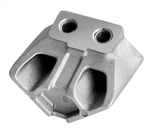 OEM Aluminum Alloy Die Casting for LED Part pictures & photos