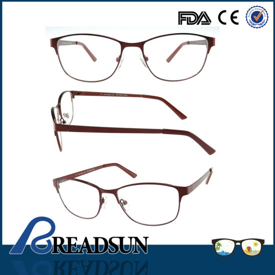 Cat Eyes Round Picture with Super Thin Frame Om134203