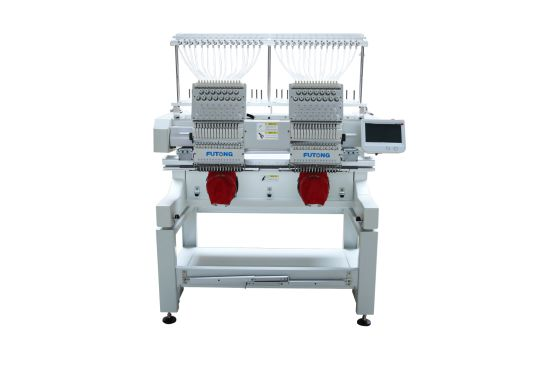 Low Price Brother 2 Head Embroidery Machine Parts for Cap Flat T-Shirt  Shoes Embroidery China Industrial Machine Brother Software Sale Two Head  Double