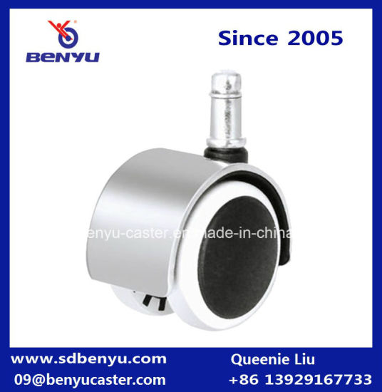Wholesale 50mm Stainless Steel Coverd Wheel for Rotate Chair pictures & photos