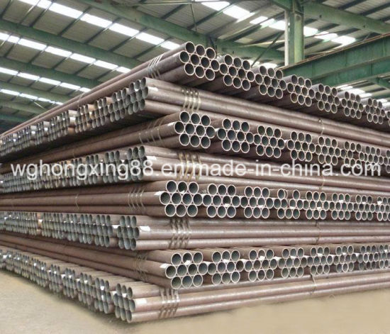 Hot Roll Seamless Steel Pipe St35.8 pictures & photos