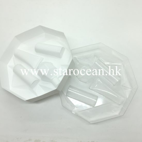 Clear Plastic Blister Packaging Tray for Cosmetic