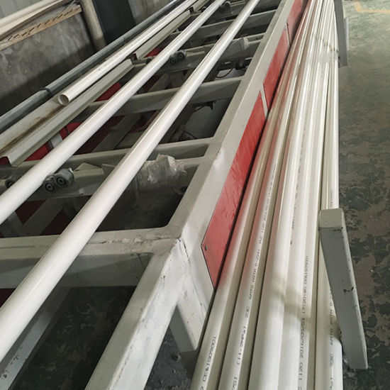 China 8 Inchpvc Drain Pipe/ISO3633 Standard High Qualiy 8