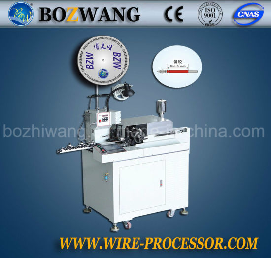 Automatic Wire Crimping Machine/ Wire/Cable Terminating Machine pictures & photos