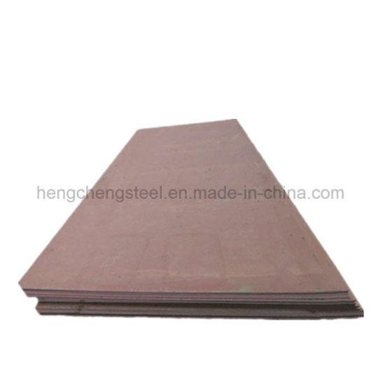Building Materials Xar400 Xar450 Xar500 Abrasion Resistant Steel Plate