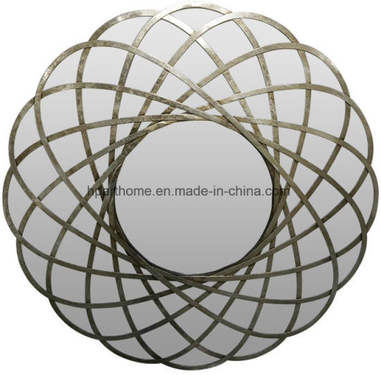 China Cheap and Wholesale Wall Framed Steel Mirror Manufacturer From ...