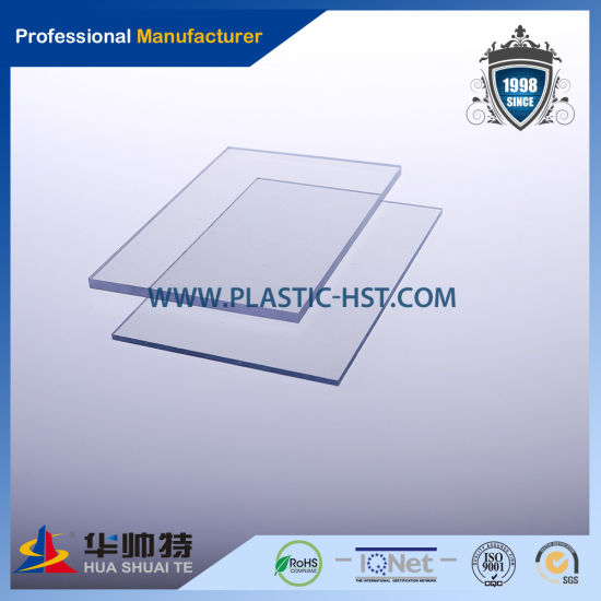 2016 Hot Sell High Quality Transparent Polycarbonate PC Sheet