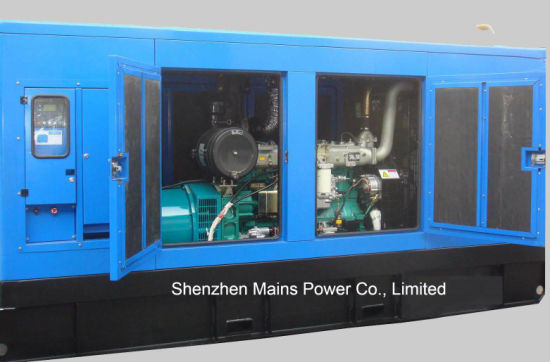 275kVA 220kw Standby Power UK Engine Diesel Generator pictures & photos