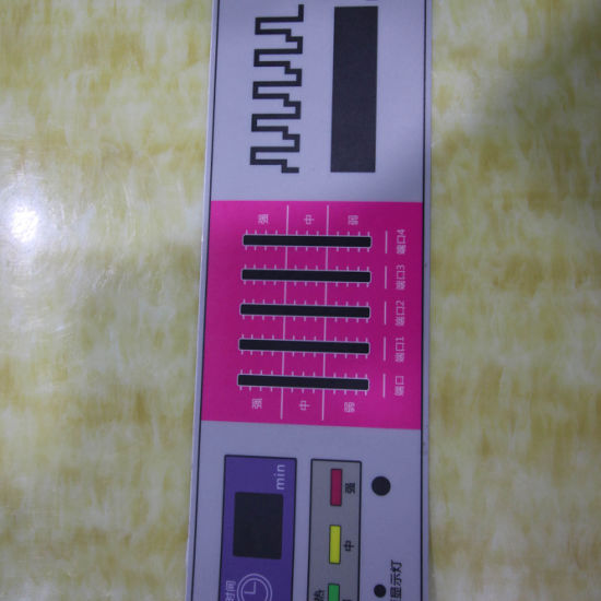 Label for Electric Parts for Charger Machine pictures & photos