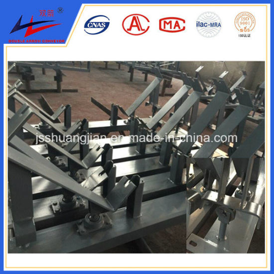 Carrier Return and Self Aligning Conveyor Roller Brackets Supplier pictures & photos