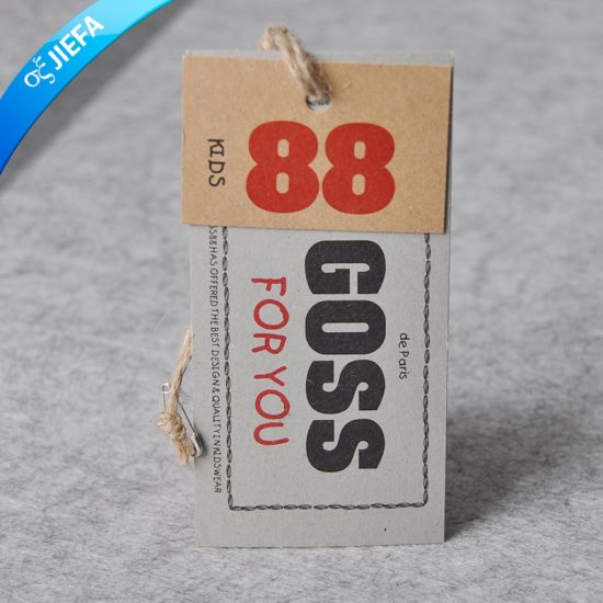 74566c5dd08c Custom Price Tag/Jeans Hang Tags for Jeans
