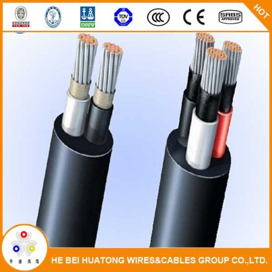 0.6/1kv 1.5mm2 2.5mm2 Rubber Insulation Shipboard Power Cable pictures & photos