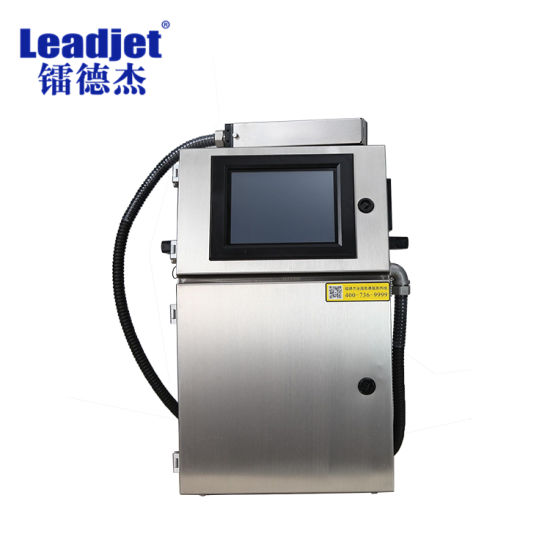 Leadjet Factory Date Coder Inkjet Printer Printing Machine for Cable pictures & photos