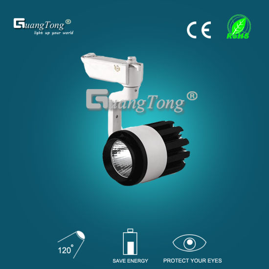 Factory Price LED Track Light 20W/30W COB LED Spotlight Price pictures & photos