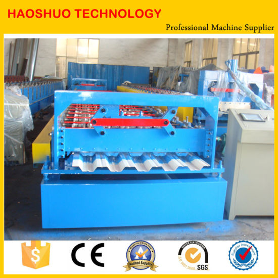 Wall Panel Roll Forming Machine/Making Machine pictures & photos
