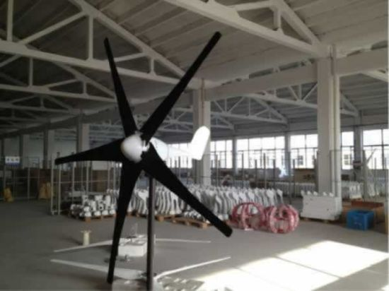 600W Horizontal Wind Power Generator with High Quality (100W-20KW) pictures & photos