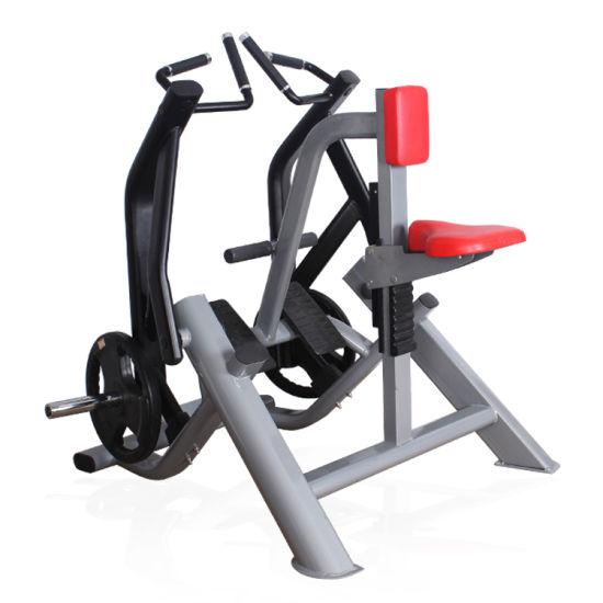 China Hammer Strength Gym Equipment Seated Low Row - China