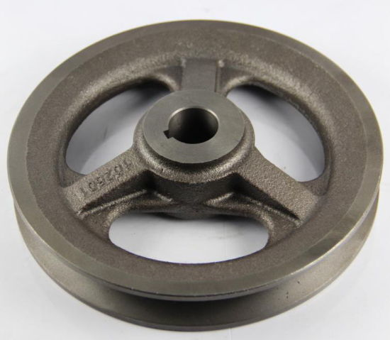 Sand Casting Handwheel Ductile Iron pictures & photos