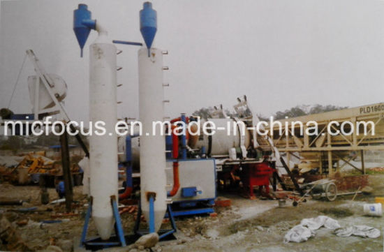 20tph - 80tph Hot and Cold Mix Asphalt Mixing Plant pictures & photos