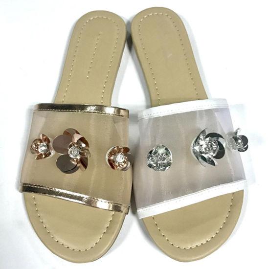 Latest Designed Nice Ladies Slippers
