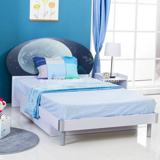 Customized Children Bedroom Furniture Wood Bed