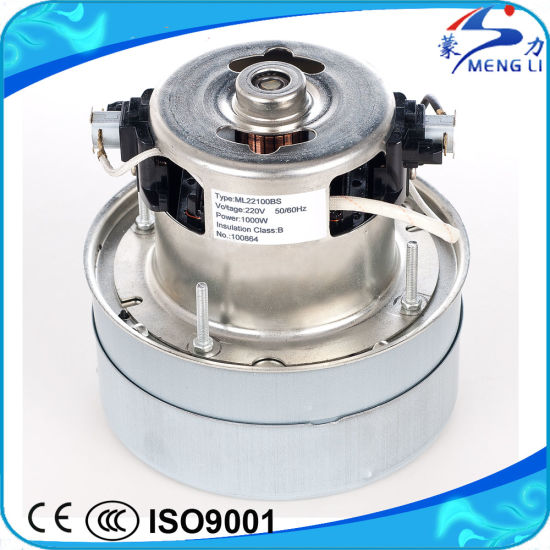 China Hot Sale 12 Volt DC Electric Motor for Vacuum Cleaner Motor