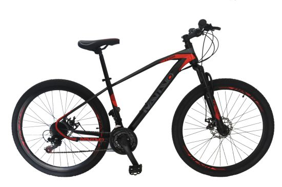 Steel Frame Same as Alloy 24 Speed Mountain Bicycle