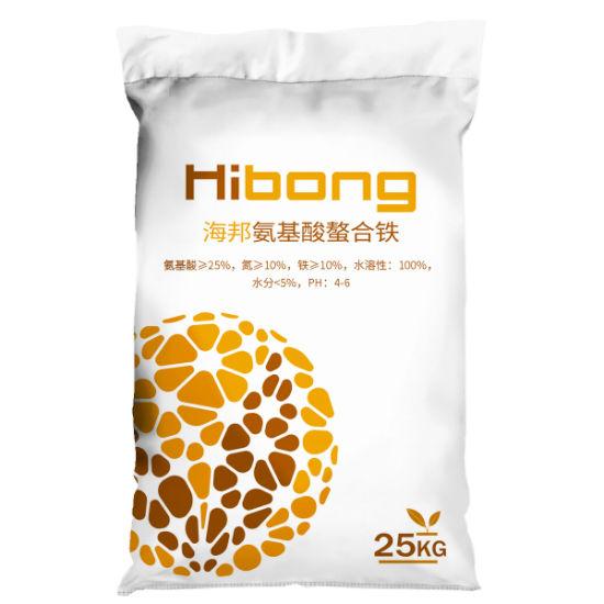 China Amino Acid Chelated Iron Palm Oil Tree Fertilizer
