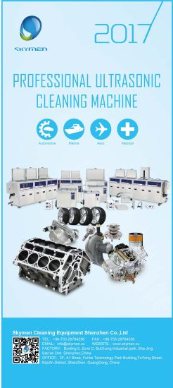 Professional Engine Block Ultrasonic Heated Soak Tank with 28kHz Ultrasonic Frequency pictures & photos