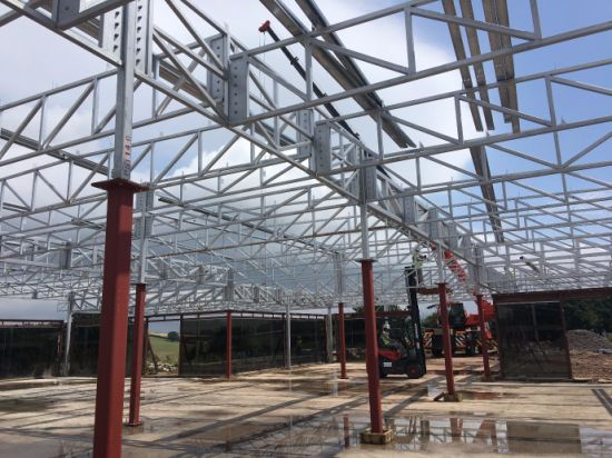 Hot Promotion Competitive Price! Large Span Steel Structure Warehouse pictures & photos