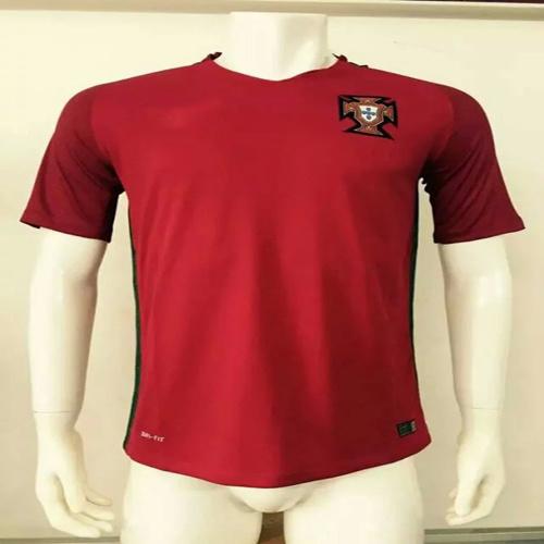 China 2016 2017 Thailand Quality Portugal Soccer Uniforms - China ... 87ce5b5b7
