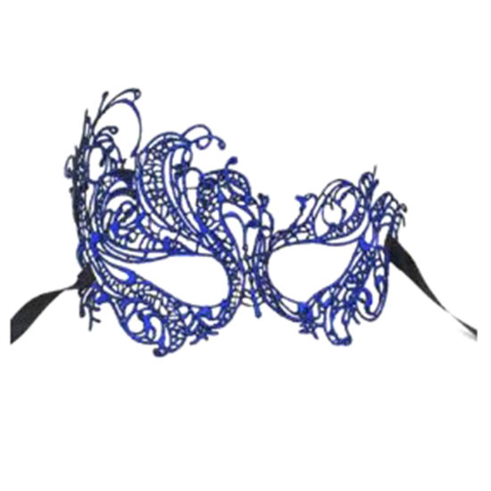 New Sexy Colorful Bronzing Lace Mask Half Face Party Wedding Mask Fashion Dance Clubs Ball Performance Carnival Masquerade Masks