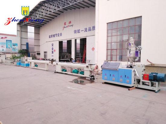 PE PPR PP Plastic Pipe Extrusion Line