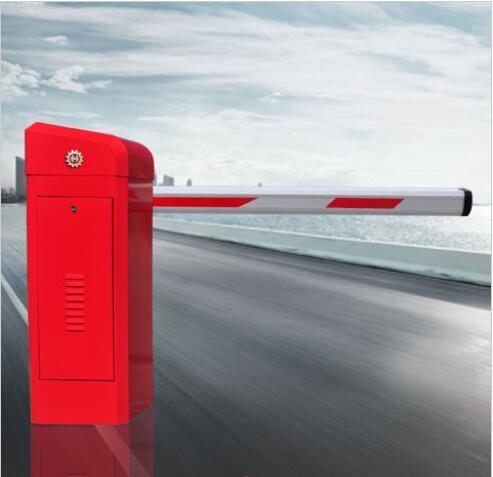 Economical Automatic Boom Barrier Gate Remote Control Aluminium Alloy Freeze-Proofing