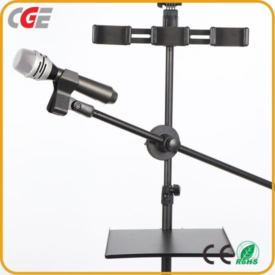 Universal Portable Ring Light Stand Adjustable Flexible Digital Camera Mobile Phone Tripods Lightweight Camera Tripods