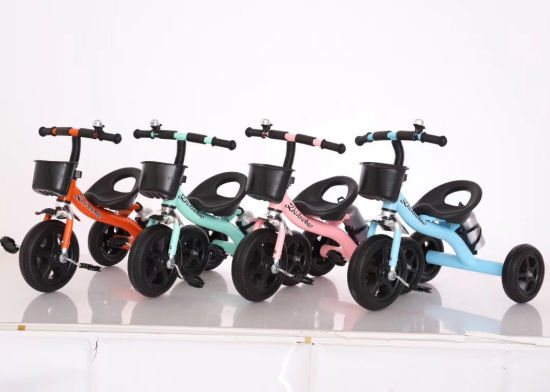 High Quality Baby Tricycle Kids Tricycle Bicycle Children Tricycle 513 pictures & photos