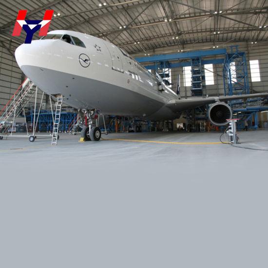 Easy Installation Pre-Engineered Light Steel Structure Hangar