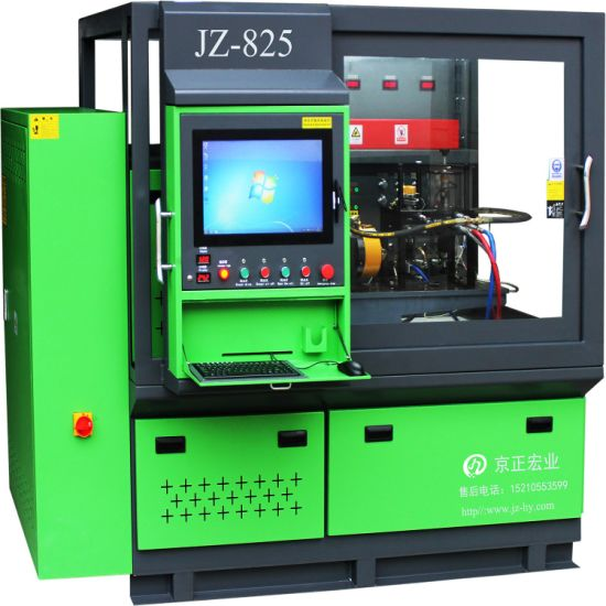 Common Rail Pump Injector Test Bench with Bip Function