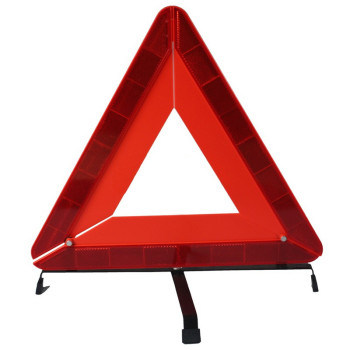 Traffic Emergency Safety Warning Triangle